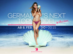 Titel: Germany´s next Topmodel - by Heidi Klum; Staffel: 13; 2018; (Fotograf: Rankin; Bildredakteur: Stephanie Schulz)