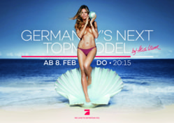 Titel: Germany´s next Topmodel - by Heidi Klum; Staffel: 13; 2018; (Fotograf: Rankin; Bildredakteur: Stephanie Schulz)