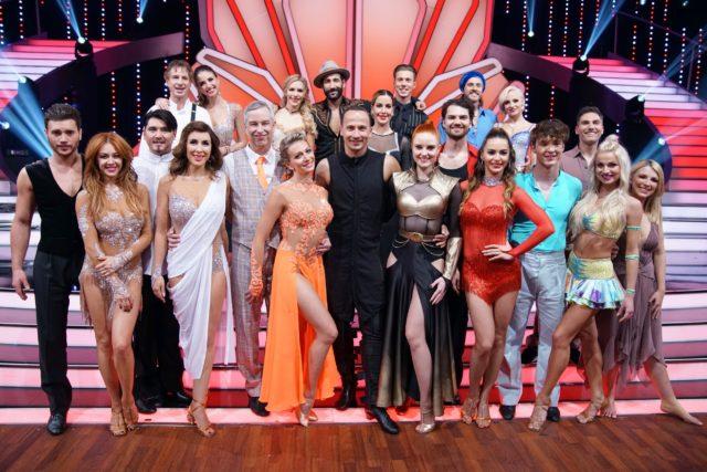 Diese 11 Paare sind in der nächsten Show am 13. April 2018 wieder dabei. (Foto: MG RTL D / Stefan Gregorowius)
