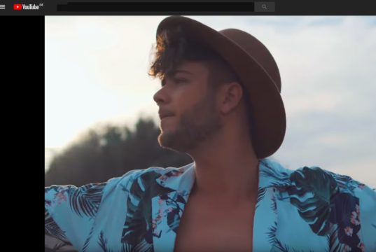 Luca Hänni - Signs (official Video) (Screenshot YouTube)