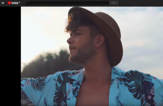 Luca Hänni - Signs (official Video) (Screenshot YouTube)