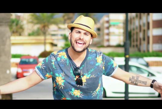 Cristobal - Loca (Screenshot des offiziellen Musik-Videos)