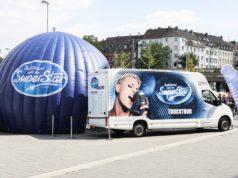 Start der großen Truck-Castingtour (Foto: MG RTL D / Frank W. Hempel)