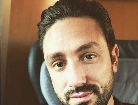 Daniel Völz bald wieder im TV (daniel_voelz/Instagram)