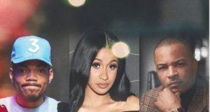 Rhythm + Flow-Jury: Cardi B, Chance the Rapper, and T.I. (rhythmandflownetflix/Instagram)