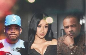 Rhythm + Flow-Jury: Cardi B, Chance the Rapper, and T.I. (rhythmandflownetflix/Instagram)