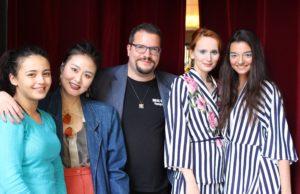 "Foto ""Dominikwachta_workinInParis"": Modelmanager Dominik Wachta war vor Kurzem in Paris (c) privat"