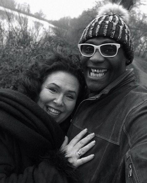 Manuela & Alphonso Williams (alphonsowilliams_/Instagram)