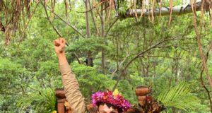 Prince Damien ist Dschungelkönig 2020 (Foto: TVNOW / Stefan Menne)
