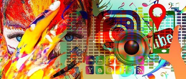 Social Media Account der GNTM-Kandidatinnen (geralt/pixabay)