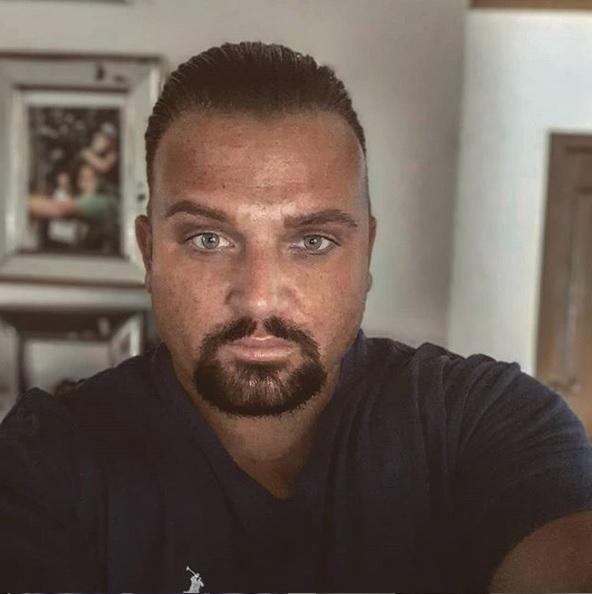 Menowin Fröhlich zieht bei Big Brother ein (menowin_official/Instagram)