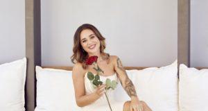 Dieses Jahr verteilt Melissa die Rosen! Melissa (Foto: TVNOW / Arya Shirazi)