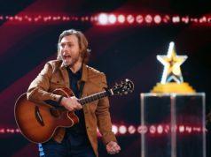 """Die Entscheidung: Nick Ferretti ist das """"Supertalent 2020"""". (Foto: TVNOW / Stefan Gregorowius)"""