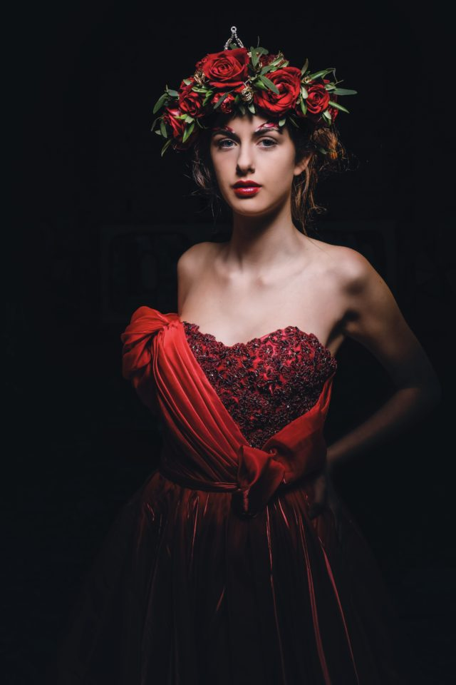 Model Leonie Mozzacchini-Schuster hat einen Vertrag bei der Agentur 1 st Place Models erhalten (c) Alvaro Armas